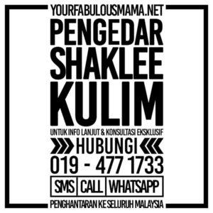 Pengedar Shaklee Di Kulim Kedah : Jimatkan Masa Dan Duit Anda