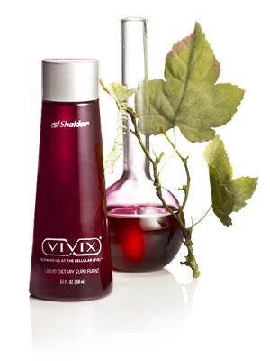 vivix shaklee bantu penyembuhan sel dan dna