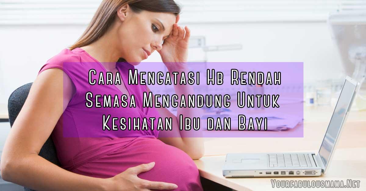 anemia-semasa-mengandung