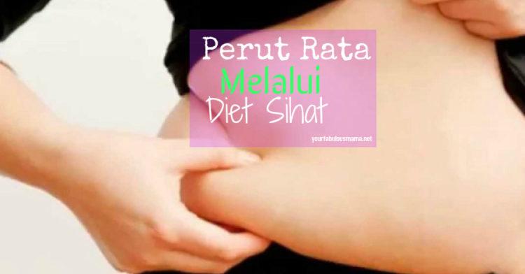 9 Tips Bagaimana Mendapatkan Perut Rata Dengan Diet
