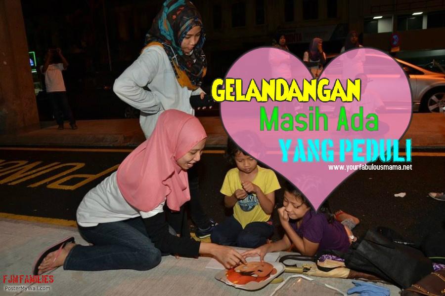 gelandangan di malaysia