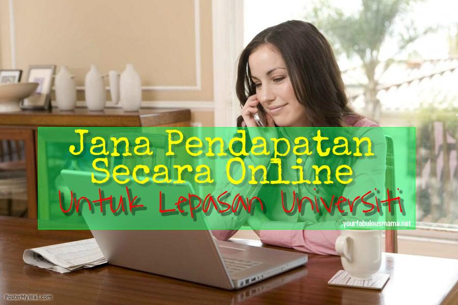 jana pendapatan online