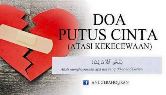 Image result for tips atasi putus cinta