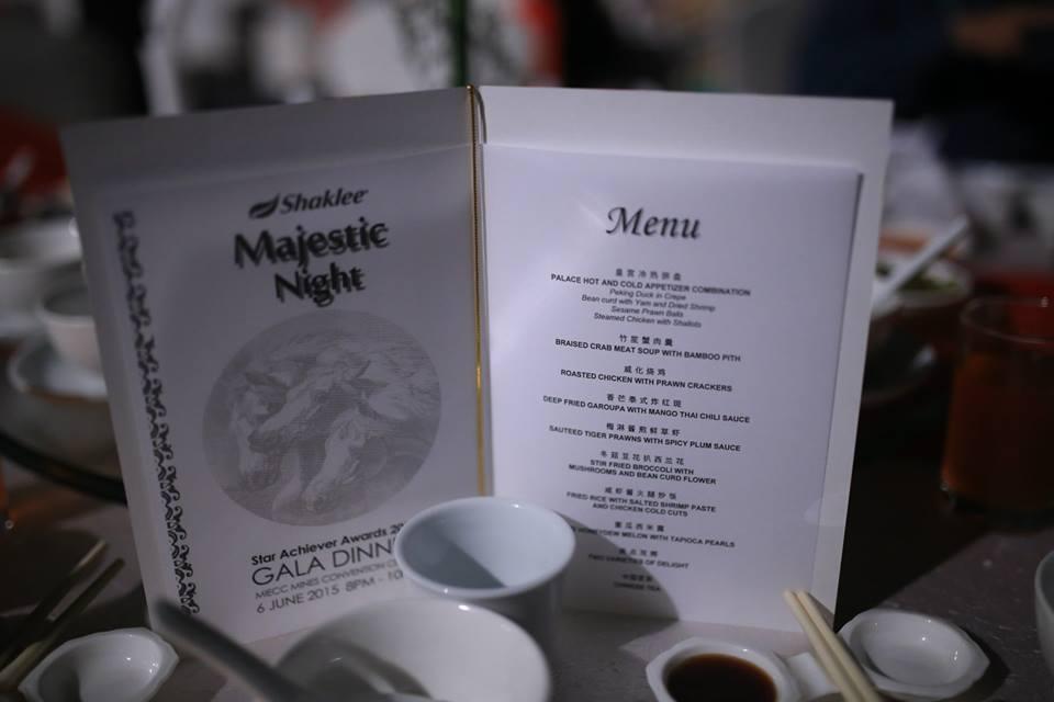 Dinner NC 2015
