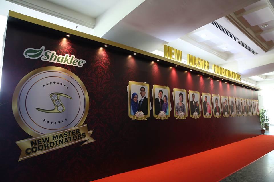 master coordinator shaklee 2015