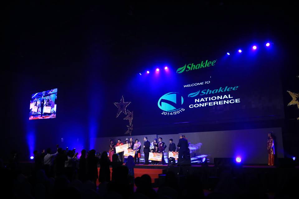 national conference shaklee 2015