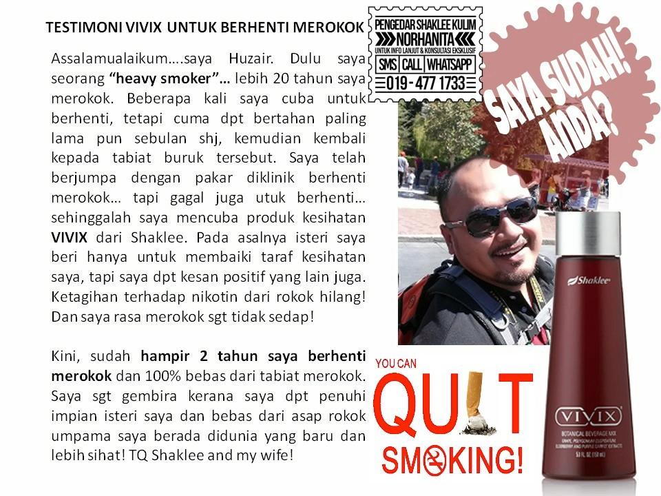 cara berhenti merokok paling berkesan