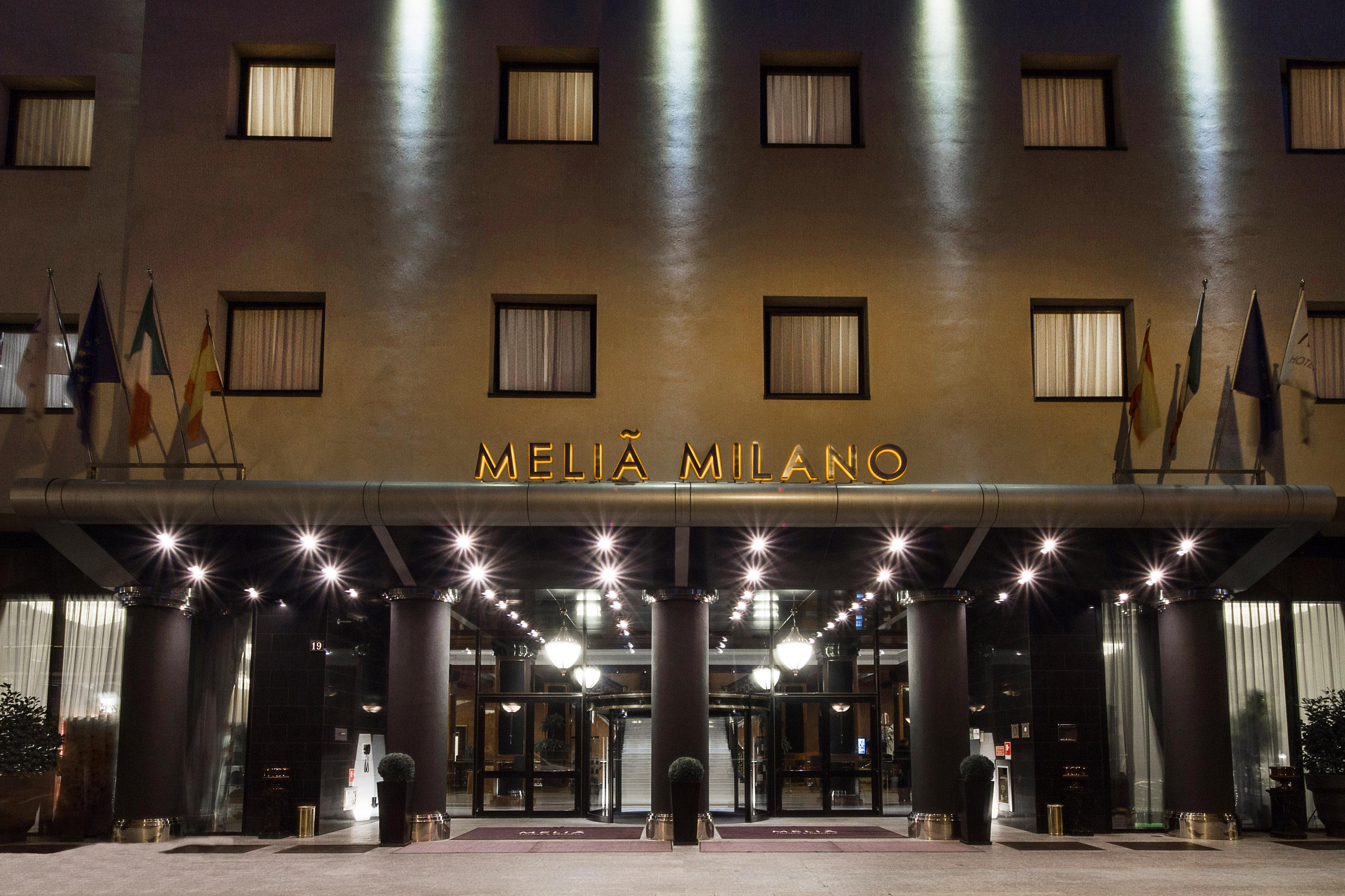 Hotel Melia Milano Milan Italy