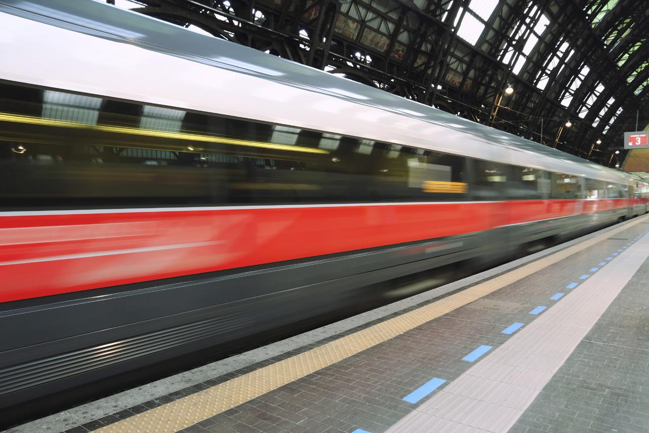 bullet train italy