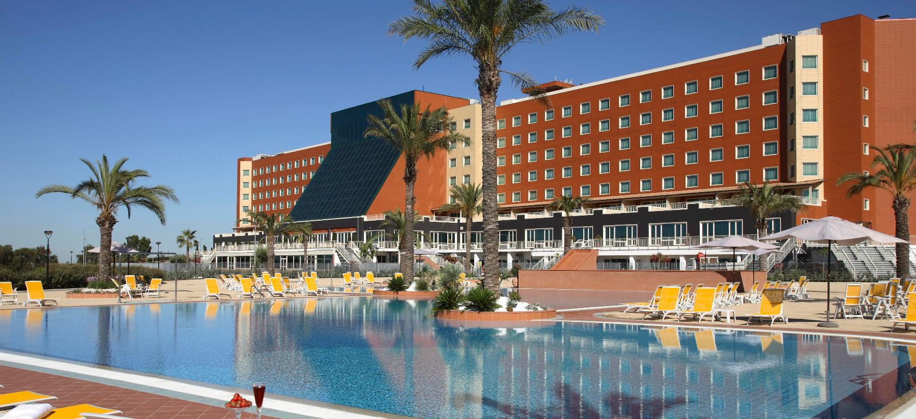 hotel marriott park rome italy
