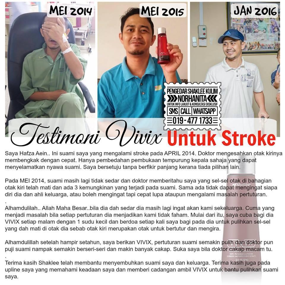 cara pulih dari stroke