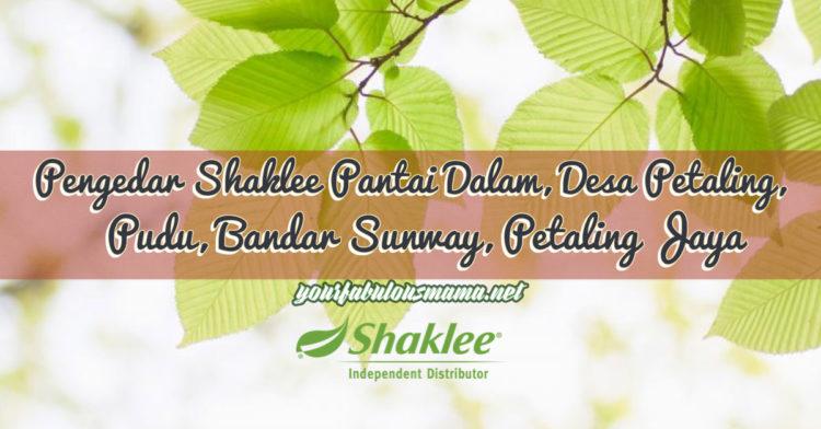 Pengedar Shaklee Pantai Dalam, Desa Petaling, Pudu, Bandar Sunway, Petaling Jaya