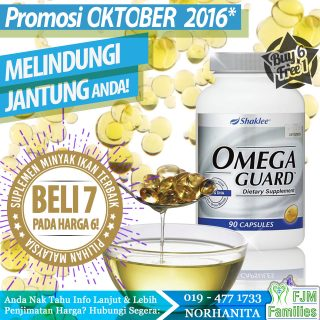 Promosi Oktober 2016