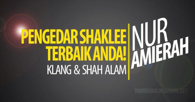 Pengedar Shaklee di Klang dan Shah Alam