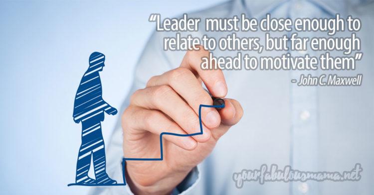 Cara Menjadi Leader Yang Baik