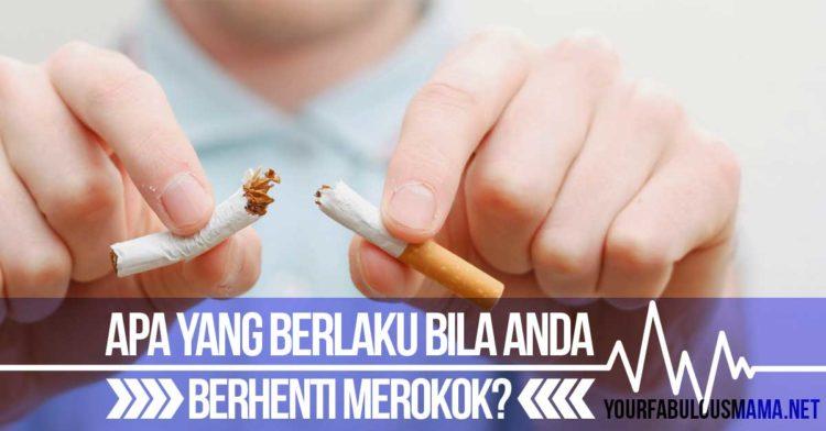 11 Fasa Kesan Berhenti Merokok Yang Anda Perlu Tahu dan Patut Mulakan Sekarang!