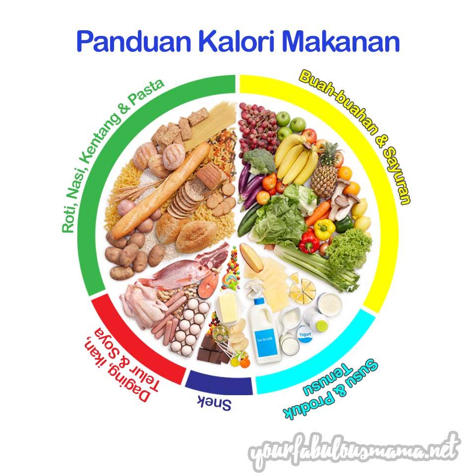 Panduan Kalori Makanan