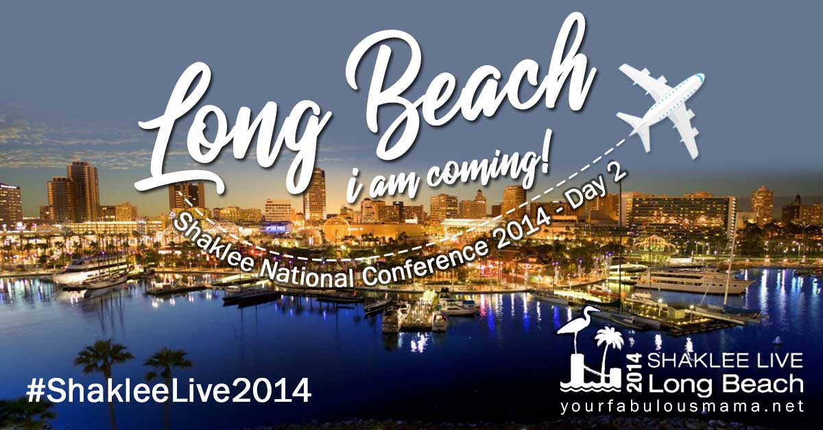 Shaklee Long Beach National Conference