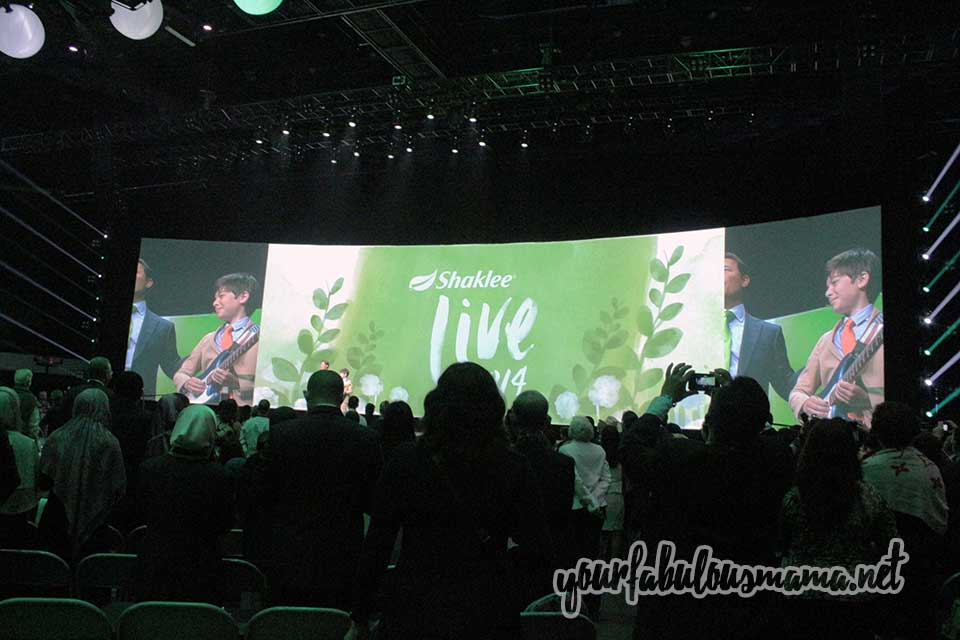 Shaklee Longbeach National Conference 2014