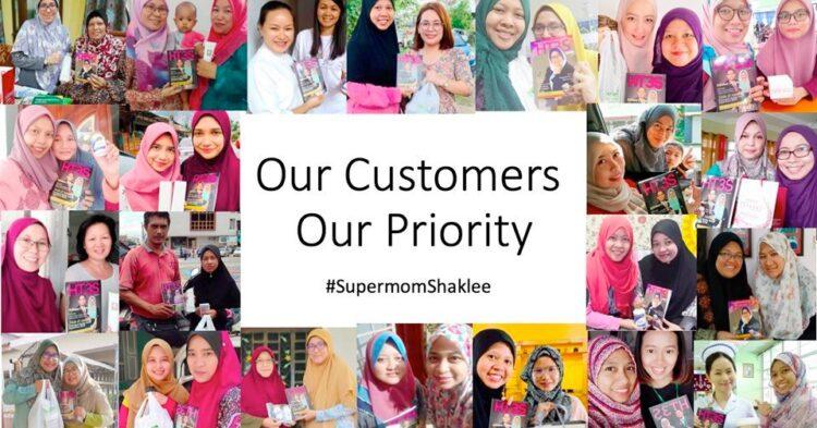 Kumpulan Sokongan Penyusuan Susu Ibu, Hamil, Berpantang – Aktiviti SGL