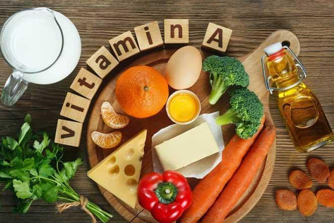 Makanan Tinggi Vitamin A
