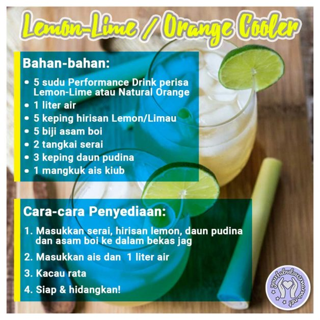Lemon Lime Orange Cooler